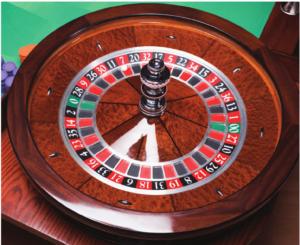 American-roulette-wheel