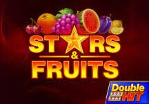 Stars and Fruits Double Hit by Playson